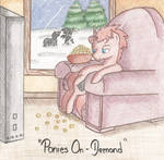 Ponies On-Demand Cover
