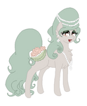 Earthpony ~Lacy Rose~ Adopt OPEN
