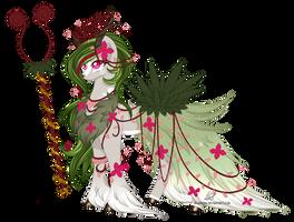 Succulent Deerflowerpony Witch