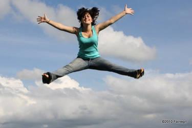 Jump for Joy by fairiegrl