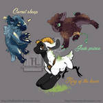 Jollecatl 2015 Year of the Sheep Auction Open