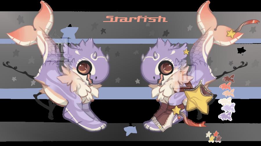 Starfish (JR Custom) by Thalliumfire