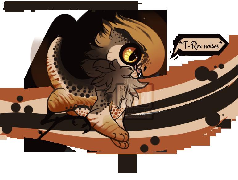 Raptorspots! (Bribecustom JR) by Thalliumfire