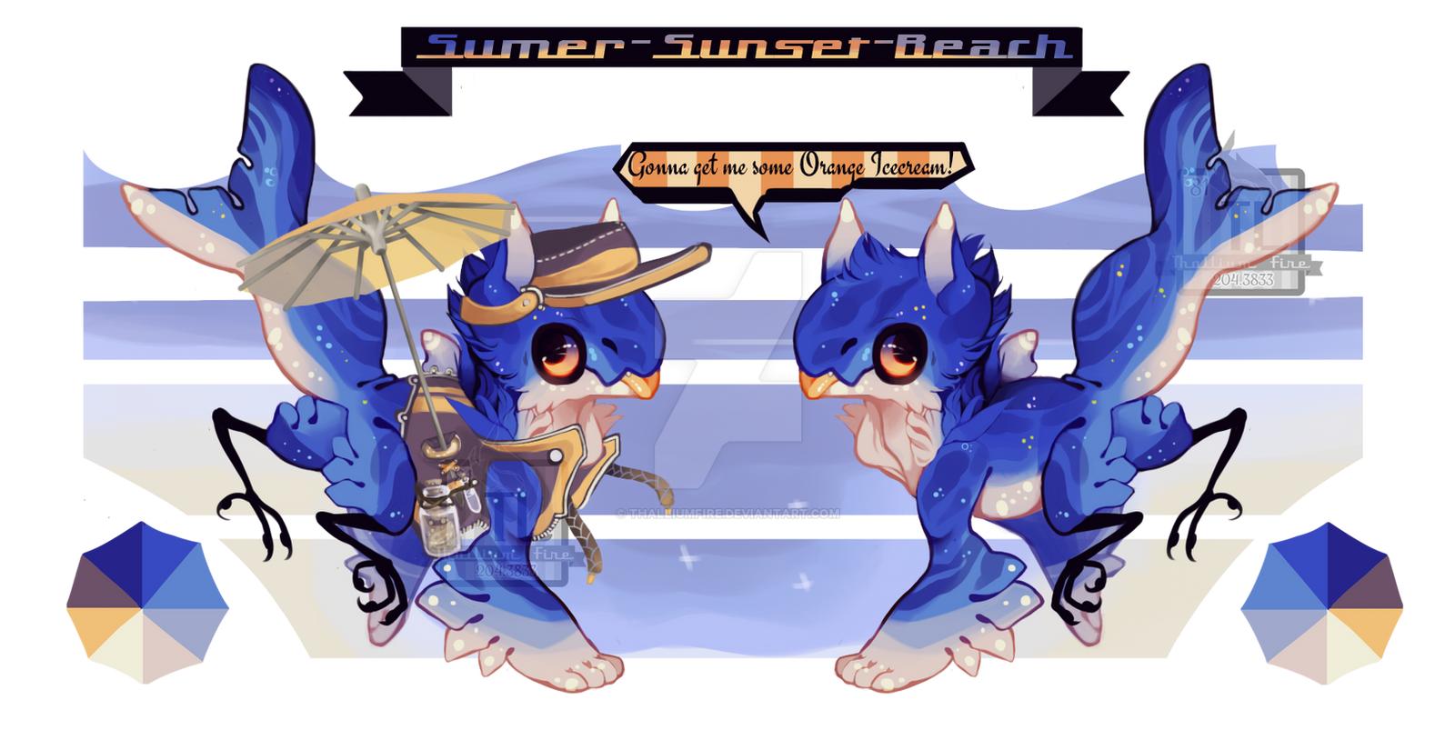 Summersunset Beach (JR NameYourPrice, keeping :D) by Thalliumfire