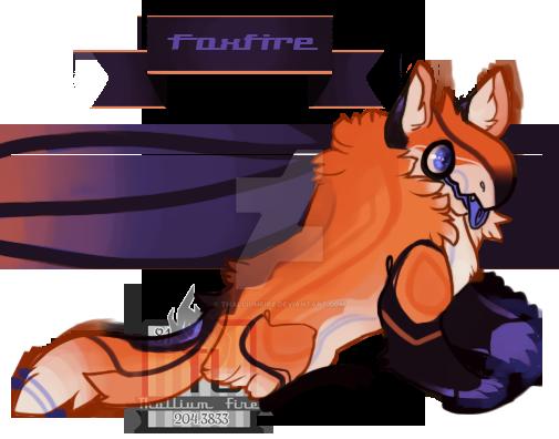 Foxfire (Jolleraptor Monster) by Thalliumfire