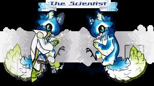 The Scientist (JR custom)