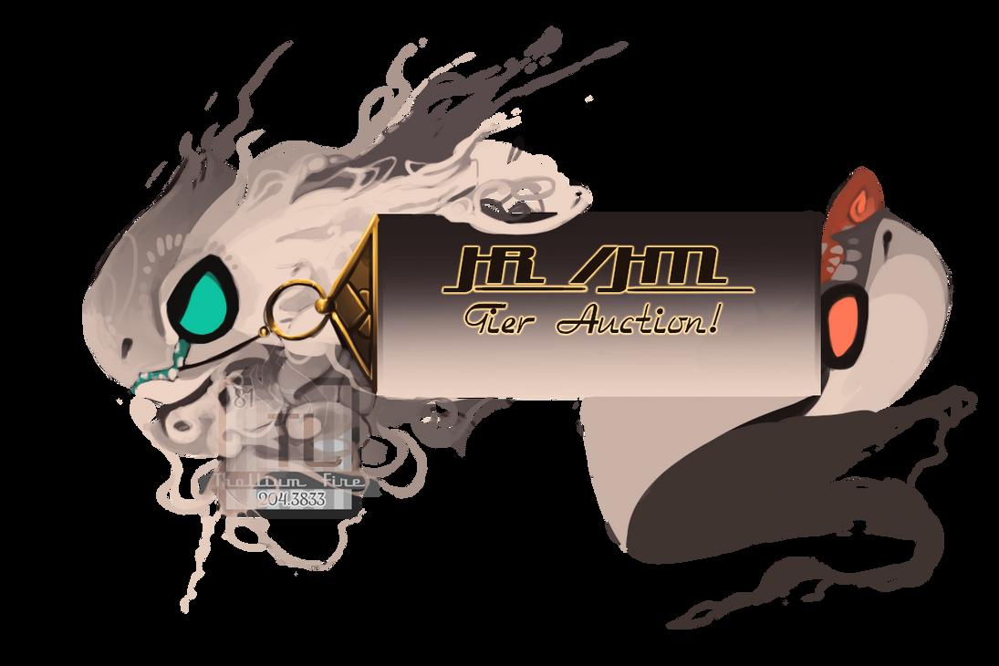 JolleRaptor + JR Monster Custom Auction[CLOSED] by Thalliumfire