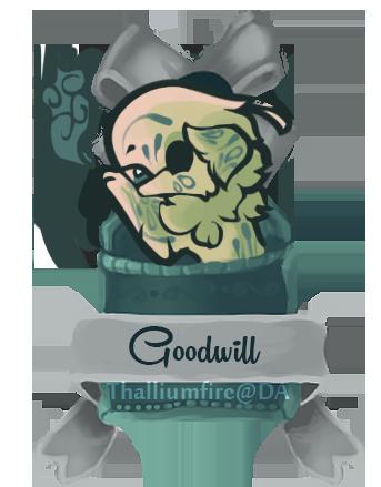 December 7 - Goodwill JR (teaser Chibi) by Thalliumfire