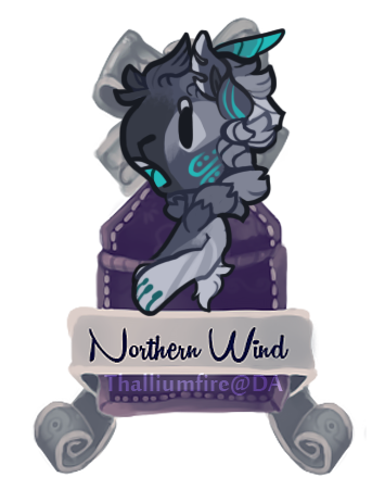 December 12 - Northern Wind (FXTteaser Chibi) by Thalliumfire