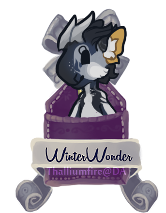 December 16 - Winterwonder FXT (teaser Chibi) by Thalliumfire