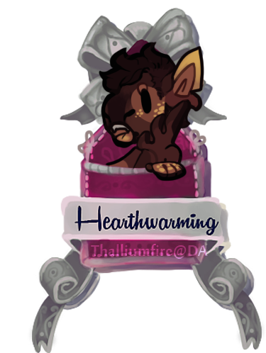 December 19 - Hearthwarming FXT (teaser Chibi) by Thalliumfire