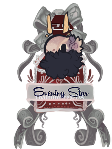 December 24- MorningstarJR (teaser Chibi) by Thalliumfire