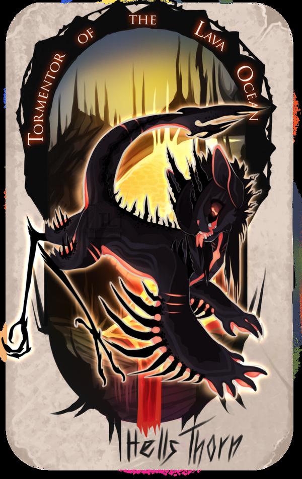 Thorns and Torment. [NN] by Thalliumfire