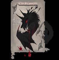 Fruitbat Vampire NebNom Custom Auction [closed] by Thalliumfire
