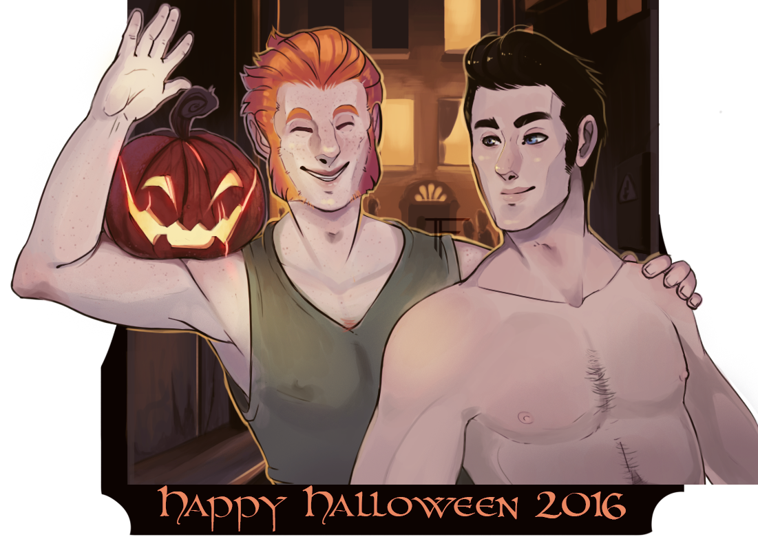 Happy Halloween 2016 by Thalliumfire