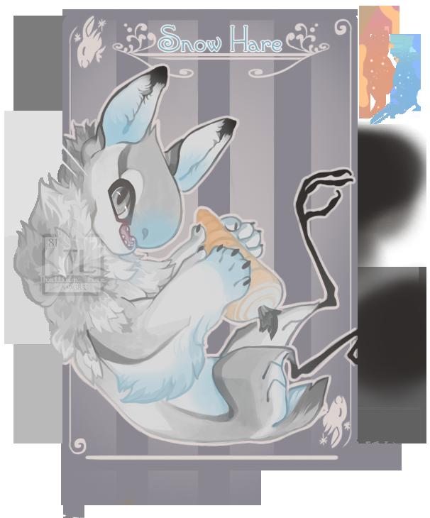 Day 13: Snow Hare [NN Advent] by Thalliumfire