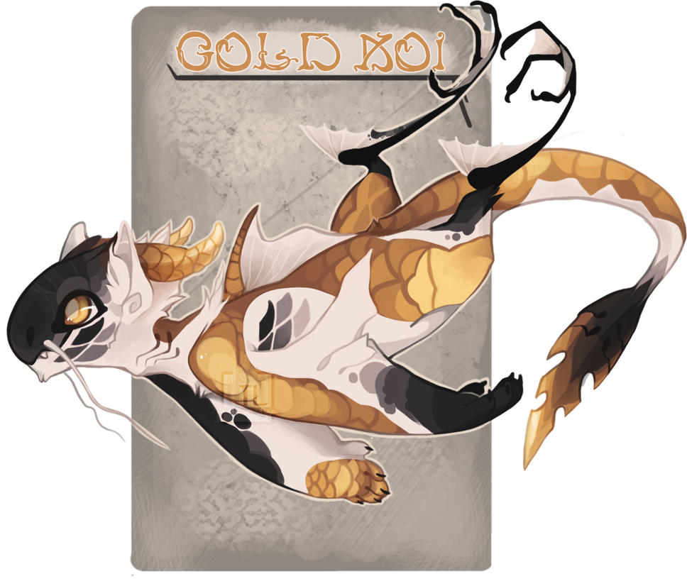 GoldKoi [NN] by Thalliumfire