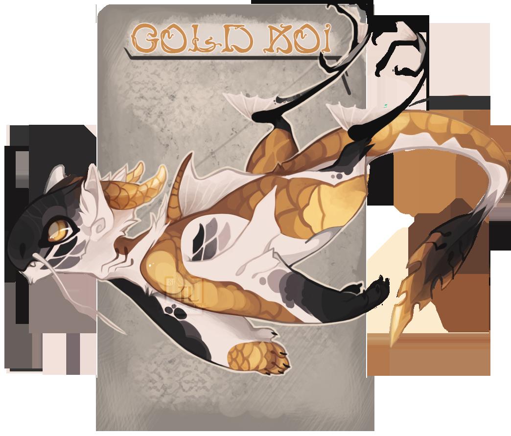 GoldKoi [NN] by Thalliumfire