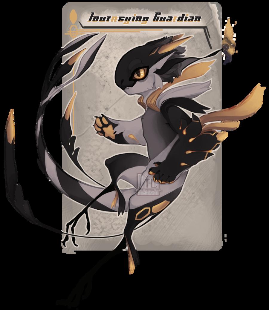 Journeying Guardian [NN] by Thalliumfire
