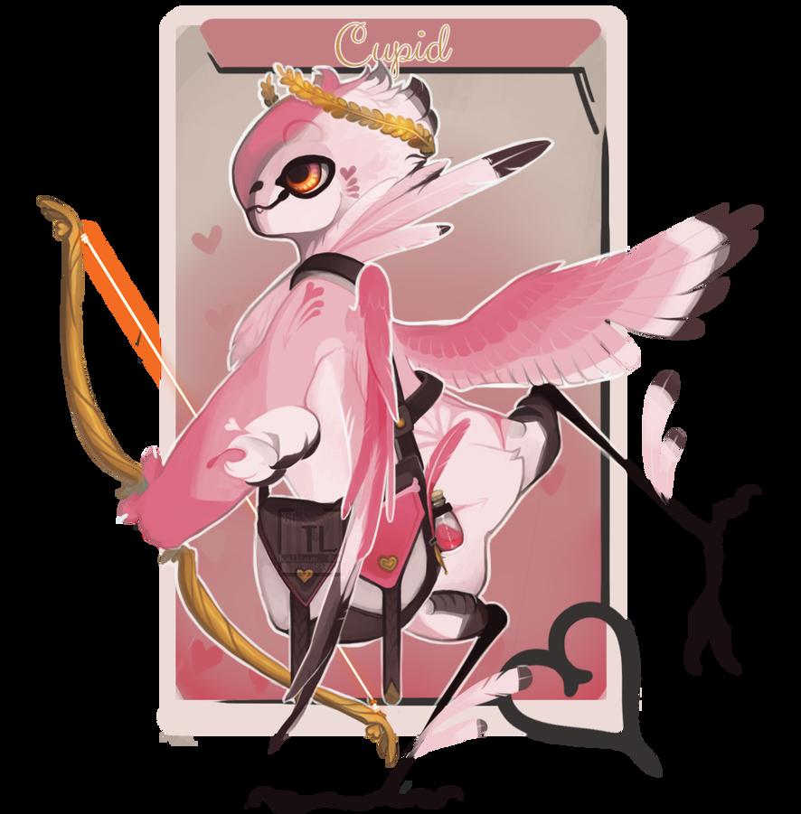 Cupid [VDay NebNom, closed] by Thalliumfire