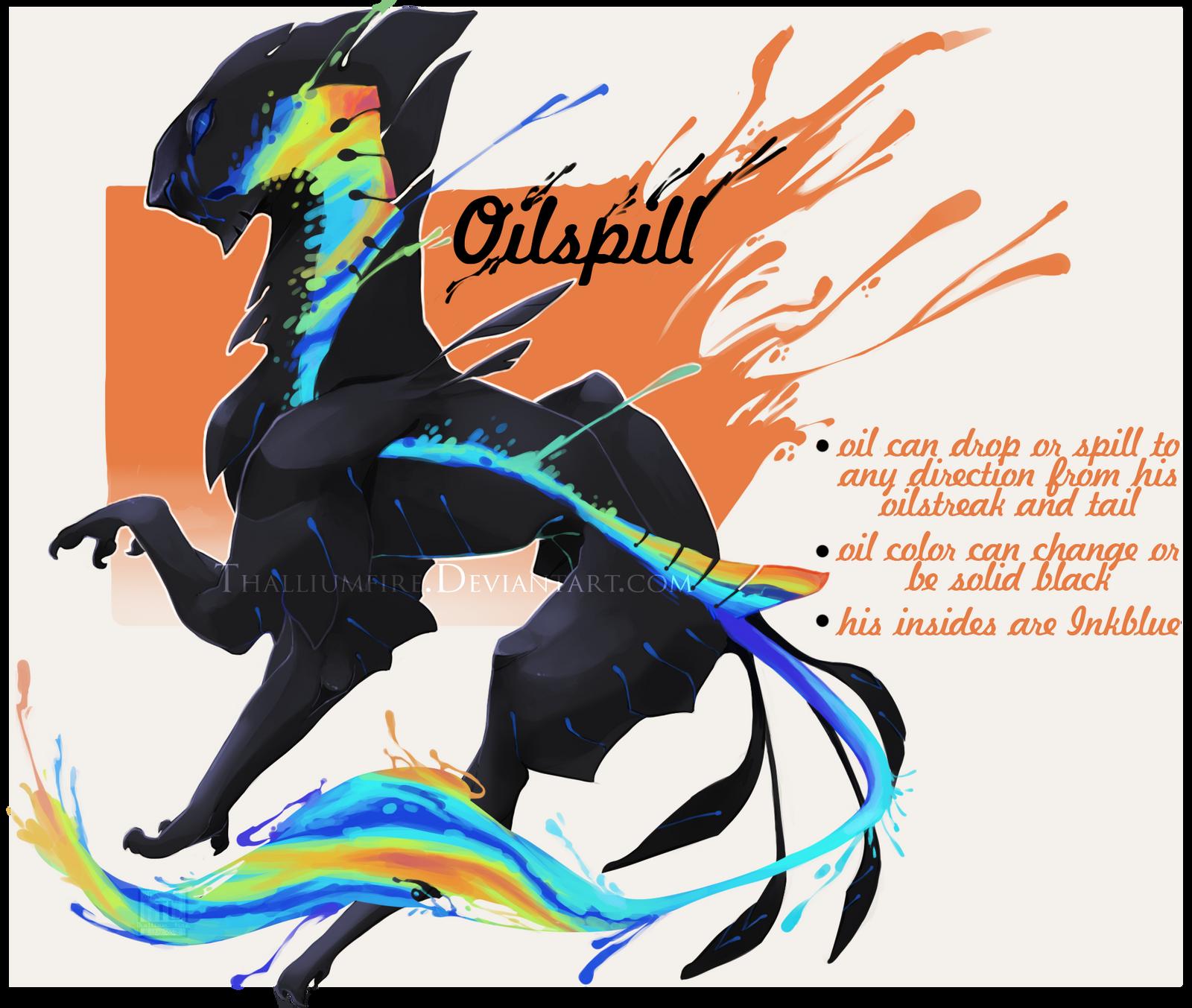 OilSpill by Thalliumfire