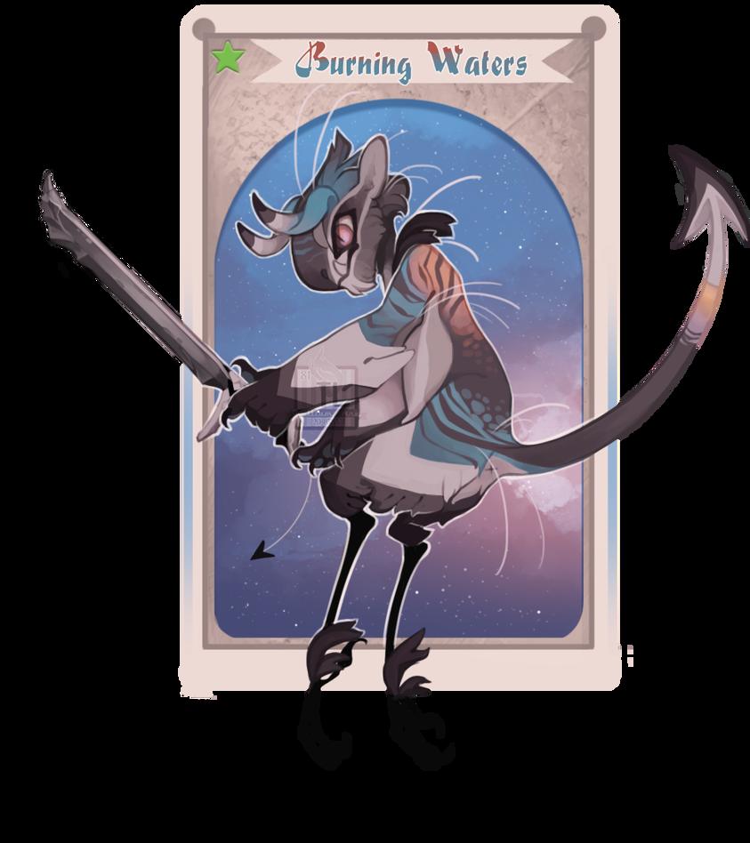 Burning Waters (NN) by Thalliumfire