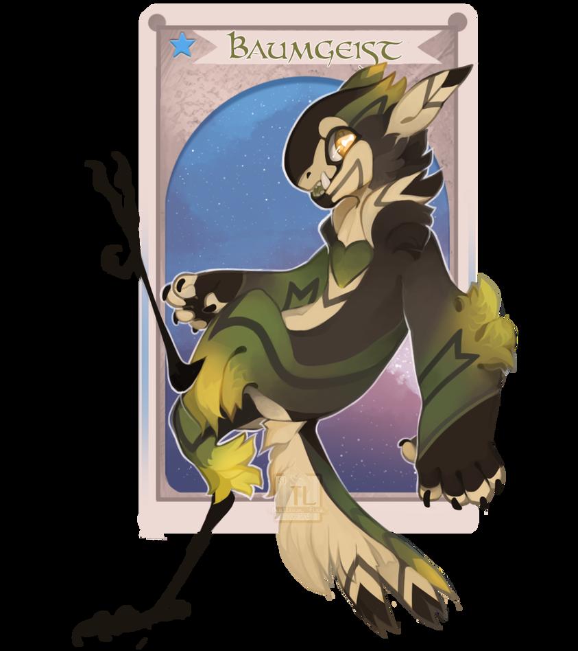 Baumgeist [NN] by Thalliumfire