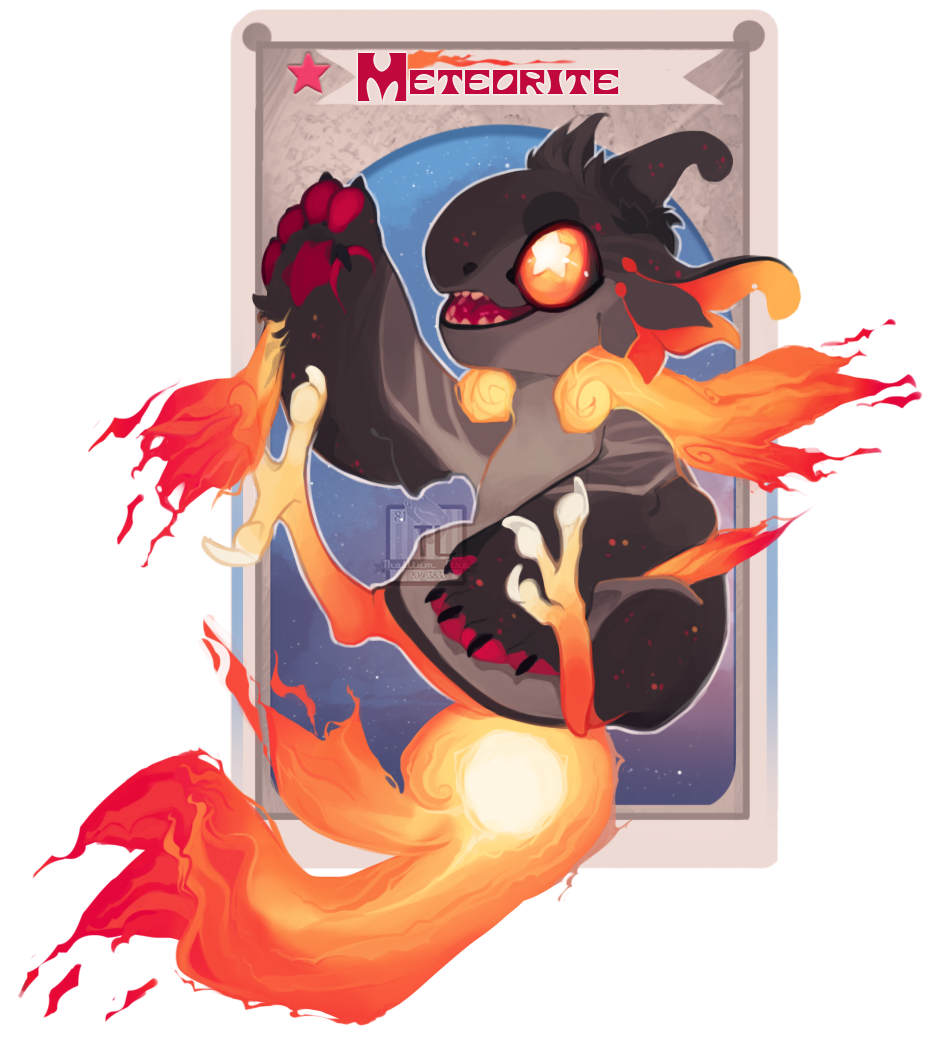 Meteorite [NN] by Thalliumfire