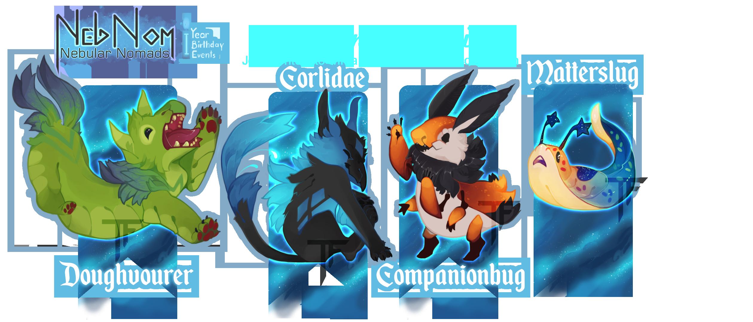 Nebbermonth Event Contest I ! Companions by Thalliumfire