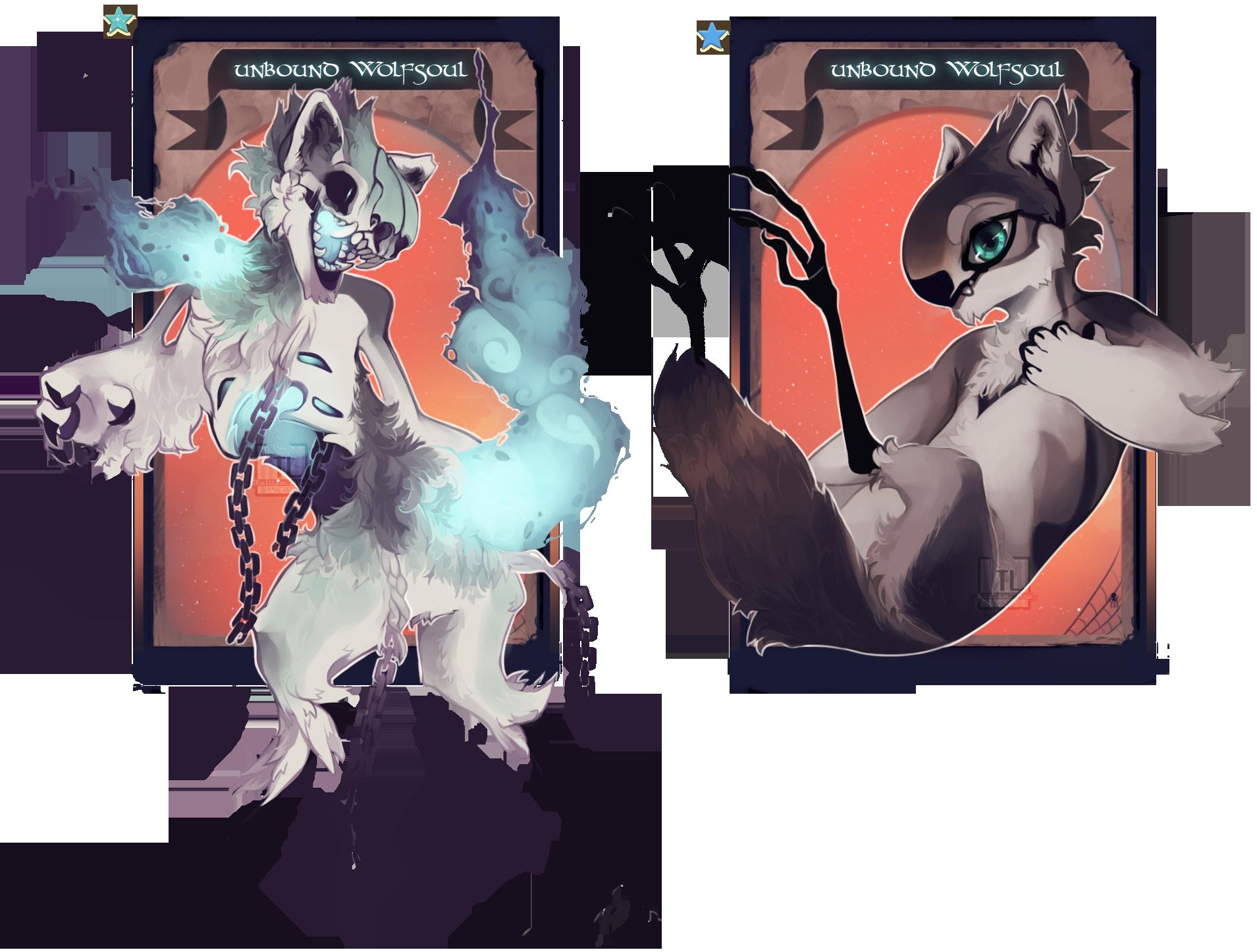 Unbound Wolfsoul [NN] by Thalliumfire