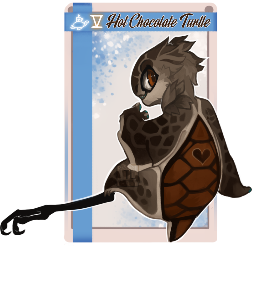 NebVent 5: Hot Chocolate Turtle by Thalliumfire