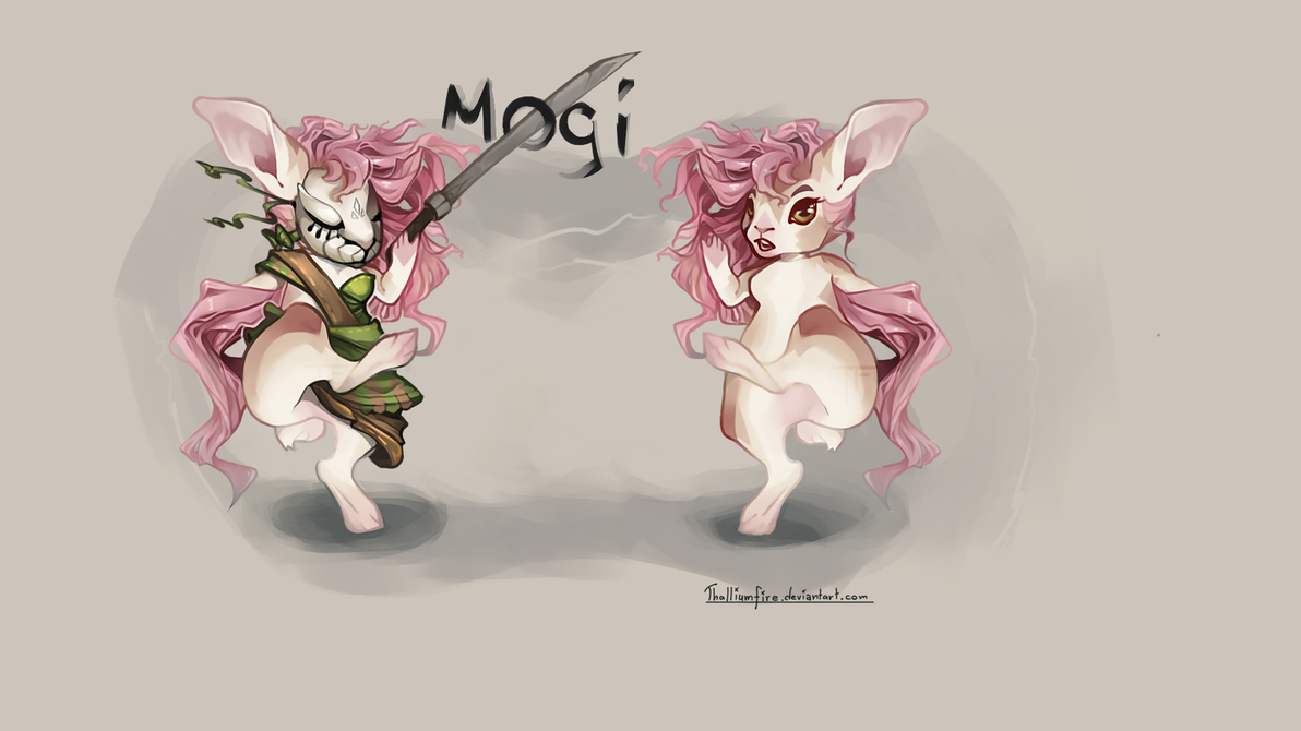 Mogi. by Thalliumfire