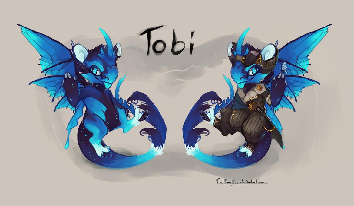 Toby. by Thalliumfire
