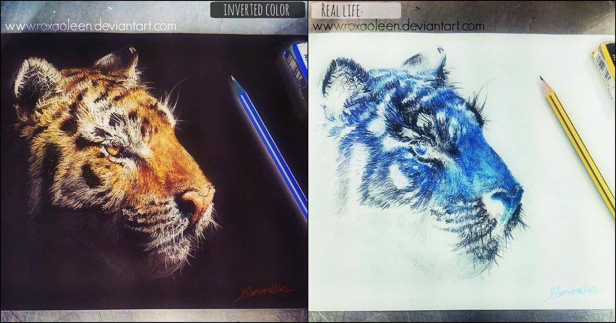 predator inverted color by roxaoleen on deviantart