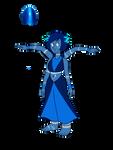 Gem Fusion - Blue Cat's Eye Quartz by JoTehDemonicPickle