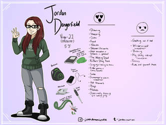 Meet The Artist by JoTehDemonicPickle