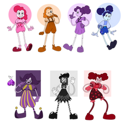 SU Adoptables - Spinels - OPEN