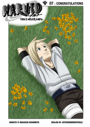 Naruto Doujin - You'd Never Know - Chapter 7 Cover