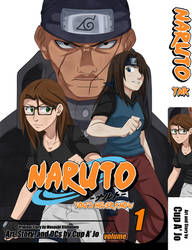 Naruto Doujin - You'd Never Know - Volume 1 Cover