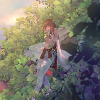 Overgrown by DeathFireLove