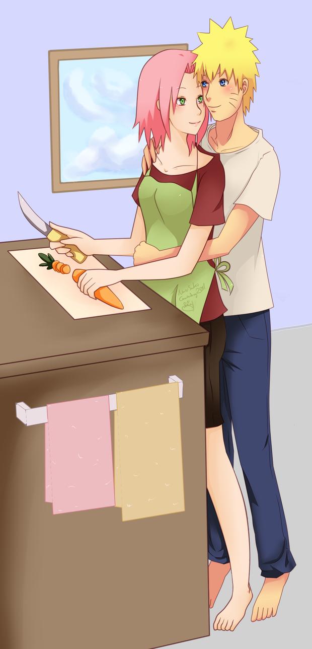 NS Week- Cooking by Sukieyo