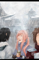 TG: Snowfall Celebration by Sukieyo
