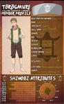 Nori Post-Timeskip Profile by Sukieyo
