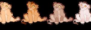 Some cute cub adopts - closed
