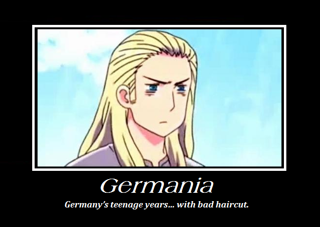 Germania Motivational Poster by PJTL156