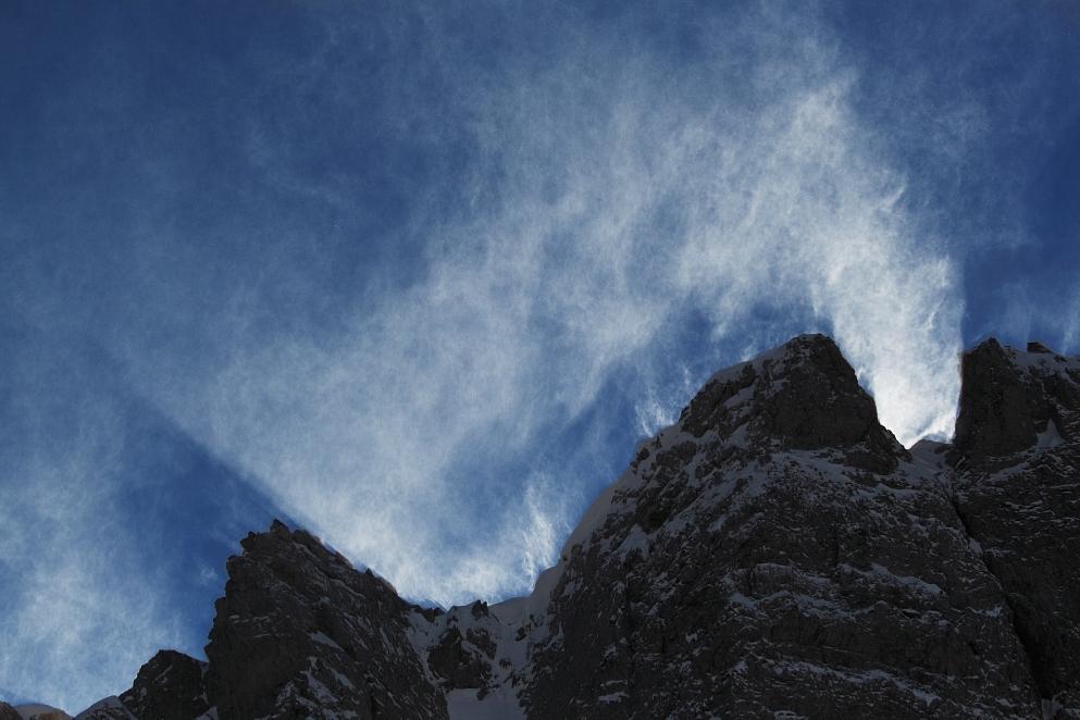 Snow flurry by Osiris81