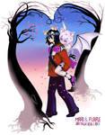 Mari and Flare (furry version) Contest