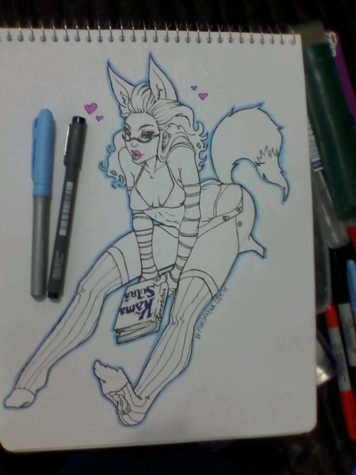 IM A FOX!!