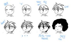 Elias Hair Tutorial