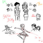 What If Sketch Dump